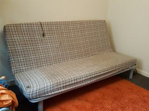Futon, metal frame for Sale in Portland, OR