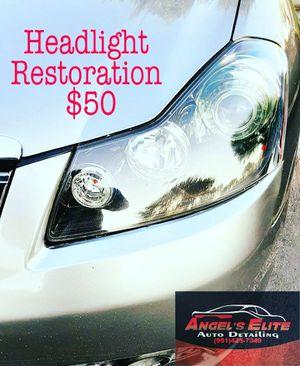 Headlights Details for Sale in Riverside, CA