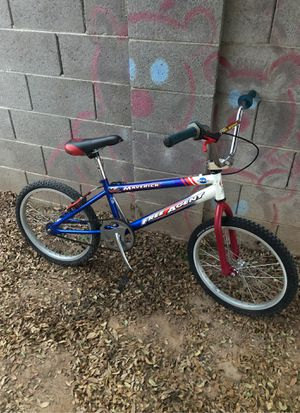 "Free Agent ""Maverick"" made in the USA 🇺🇸 20inch BMX for Sale in Tempe, AZ"