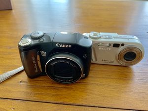Canon digital camera and Sony mini digital camera for Sale in Myrtle Beach, SC