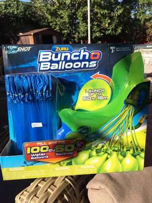 BunchoBallons water balloons for Sale in Fullerton, CA