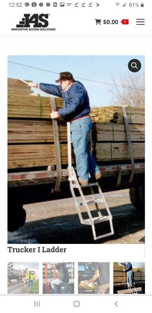 Truck ladder for Sale in Georgetown, TX