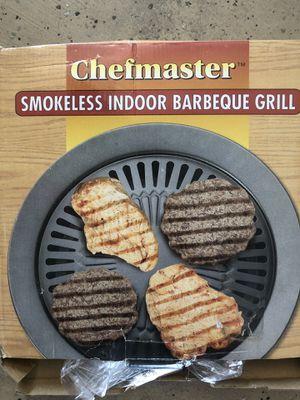 Smokeless indoor bbq grill for Sale in Manteca, CA