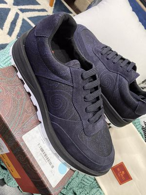 Etro paisley sneakers made in Italy men's new for Sale in Los Angeles, CA