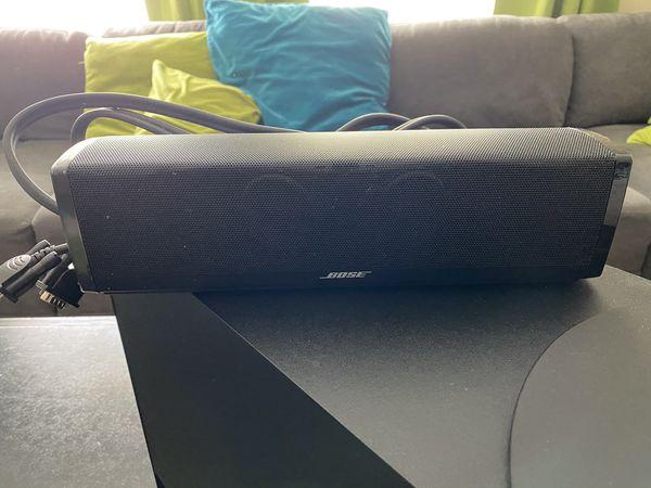 Bose Cinemate 15 Surround Soundbar Speaker System