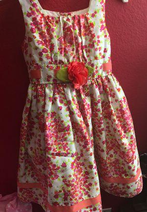 Flower print girls dress for Sale in Grand Prairie, TX
