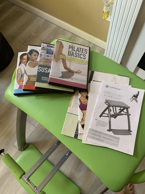 Pilates Pro Chair Like New