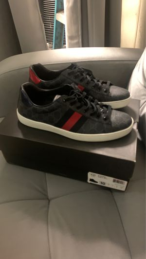 Gucci Ace Supreme Navy size 11 for Sale in Saratoga, CA
