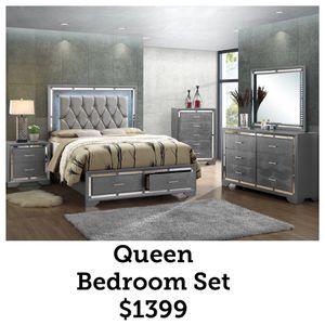 Queen Bedroom Set for Sale in Dallas, TX