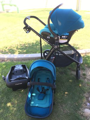 Stroller, car seat base for Sale in Bakersfield, CA