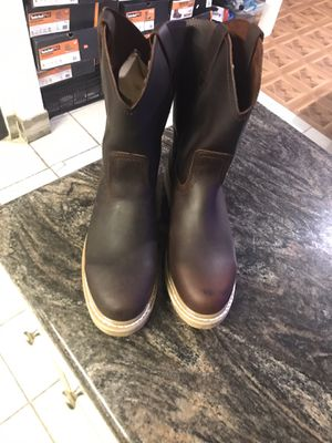 Bonanza// work boots// hablo español // size (11) for Sale in Chicago, IL