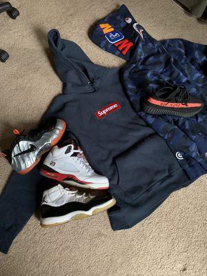 Jordan yeezys bape supreme off white Travis Scott Nike foams for Sale in Woodbridge, VA