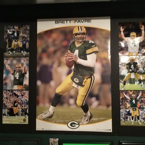 Favre Poster with prints for Sale in Oshkosh, WI