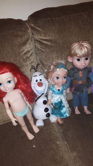 Disney doll set for Sale in Mill Creek, WA