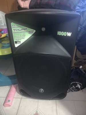 "Loud Speaker 1000 Watt 15"" for Sale in New Britain, CT"