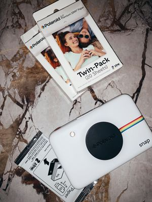 NEW Snap Polaroid Camera + Film for Sale in Washington, DC