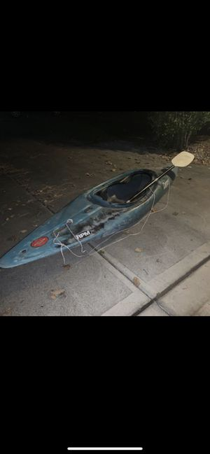 Dagger rpm classic big water Kayak 9 feet for Sale in Denver, CO