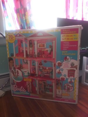 Brand new never opened Barbie Playhouse for Sale in Newington, CT