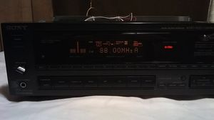 Sony Am-Fm Receiver STR-AV53 for Sale in IND HEAD PARK, IL