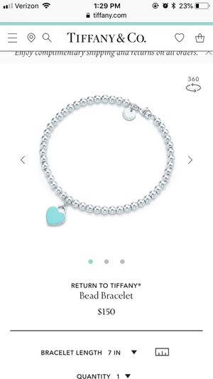 Tiffany & Co. for Sale in Davidsonville, MD