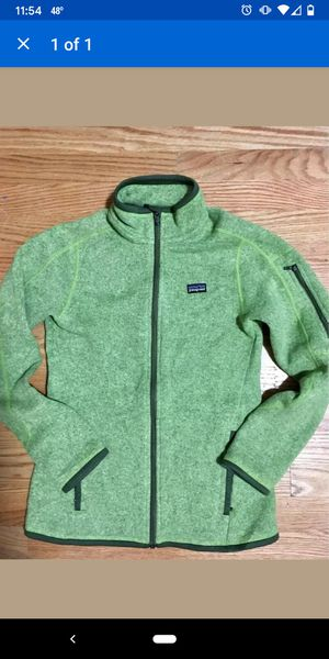 Patagonia better sweater Xs for Sale in Woburn, MA