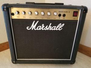 """1988 Marshall Master Reverb 30 - 1X12"""" Guitar Combo Amplifier - Trades? for Sale in Woodburn, OR"""