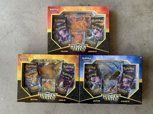 Pokemon Hidden Fates GX Collection Box Set for Sale in Fullerton, CA