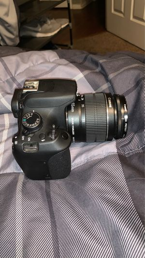 Canon Rebel T5 for Sale in Arlington, TX