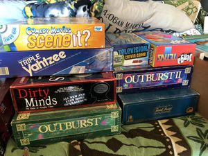 Lot of board games for Sale in Vancouver, WA