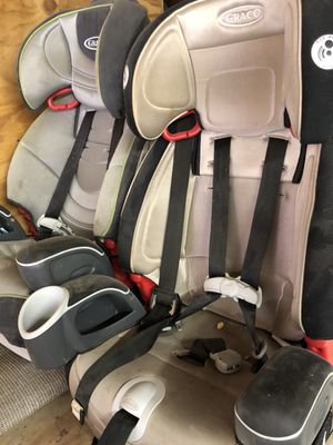 Two Graco Toddler Car Seat for Sale in Port St. Lucie, FL