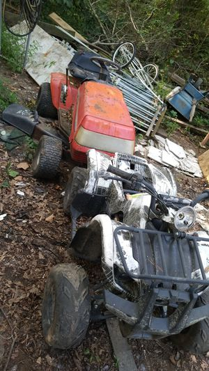 Tractor 4x4 for Sale in Durham, NC