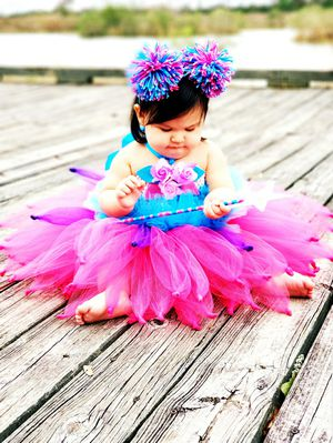 Abby Cadabby Tutu dress for Sale for sale  Rosenberg, TX