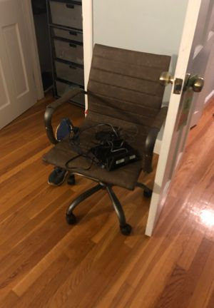 Router with cables chair not included for Sale in Woburn, MA