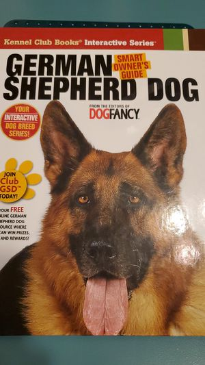 Getman Shepherd Dog Book for Sale in Phoenix, AZ