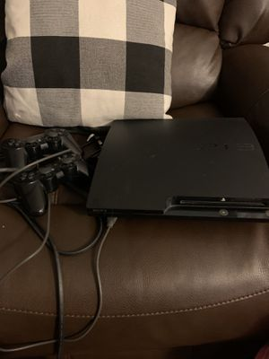 PS3 3 remotes and some games for Sale in Warrenton, VA