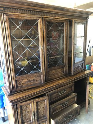 Antique Cabinet for Sale in Tracy, CA
