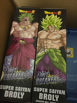 Full Dragonball Z super series 12 inch figures be the first to get them no one has them for Sale in Chicago, IL