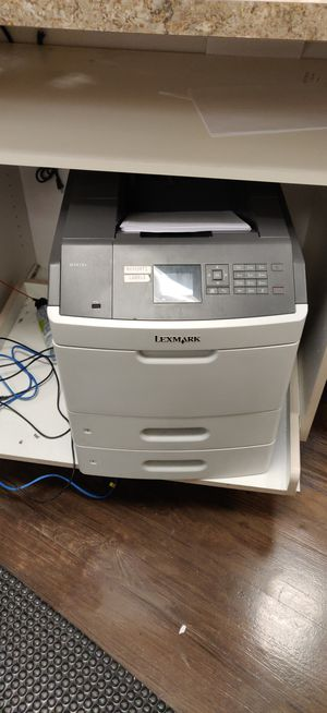 Lexmark Commercial Printers Excellent Condition for Sale in Avondale, AZ