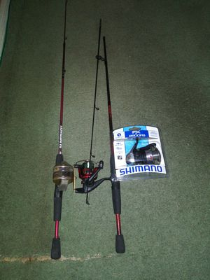 Fishing poles for Sale in Tampa, FL