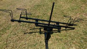 NICE DOUBLE HITCH 2 BIKE CARRIER for Sale in Lakeland, FL