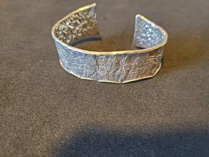 Sterling silver bracelet 31.7 grams for Sale in Golden, CO