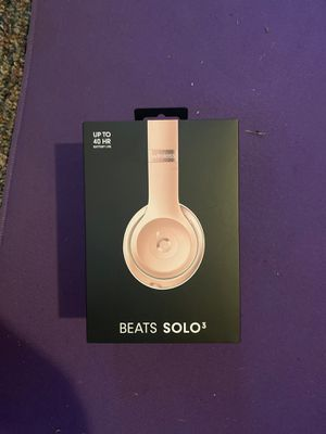 Beats Solo 3 for Sale in Phillipsburg, NJ