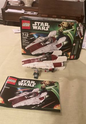 LEGO Star Wars 75003 a- wing fighter for Sale in Thousand Oaks, CA