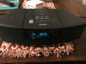 Bose wave radio/cd/alarm clock. Excellent sound for Sale in Waco, TX