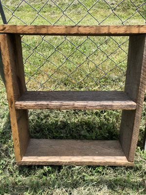 Small wooden shelf and wooden window frames for Sale in Nashville, TN