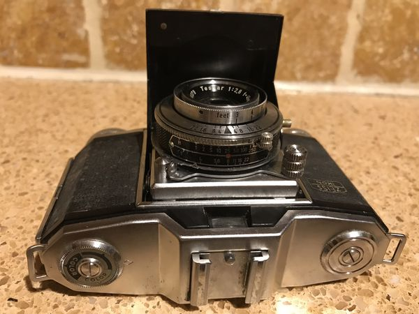 Antique Zeiss Contina Film Camera