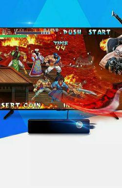 Mini Arcade 3D Video Game Console Moonlight Treasure Game Wireless Controll W1F1 for Sale in Los Angeles,  CA