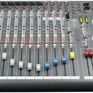 ALLEN AND HEATH MIXER PZED-12FX for Sale in Irving, TX