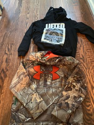 Under armour boys sweat shirt for Sale in Fairfax, VA