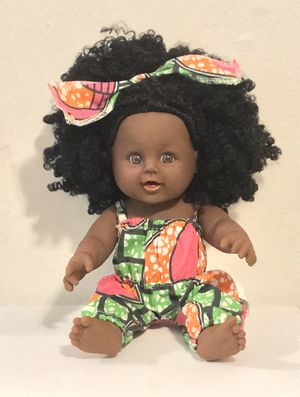 12 inch African American doll on clearance for Sale in Cypress, CA